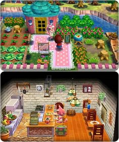 Animal Crossing Pocket Camp, Animal Crossing Game, Exterior Design, Interior And Exterior, Ac New Leaf, Happy Home Designer, Post Animal, Bioshock, Wonders Of The World