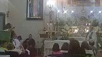 ilsolofrano: Solofra, l'abbraccio di S. Agata a don Marco Russo...
