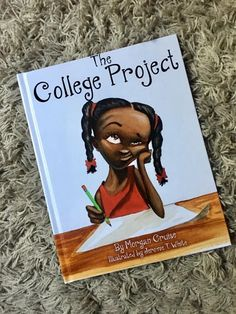 This is a children's book released four years ago. It was self published and written by Morgan Cruise and illustrated by the amazing Cleveland based artist Jerome T. White. I love the art of Jerome White! #blackart #art #cleveland #ohio #books #childrensbooks...