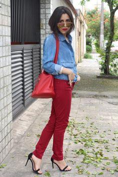 Look du Jour: Jeans + Jeans – DENIM