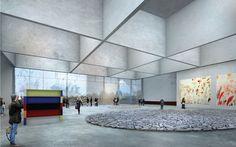 ncca national centre for contemporary arts . moscow - Nieto Sobejano arquitectos