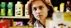 Becky: What do you want for you? Just for you? Gilbert: I want to be a good person... what's eating gilbert grape...