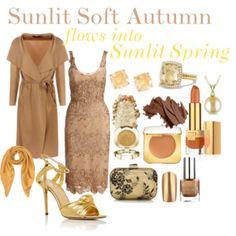 Sunlit Soft Autumn