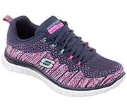 Buy SKECHERS Women's Flex Appeal - Talent Flair Training Shoes only $85.00