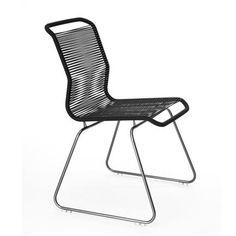 Verner Panton Tivoli Chair, black , Verner Panton, Montana