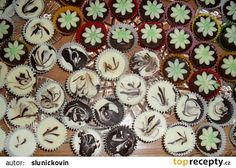 Šohajdy :-) recept - TopRecepty.cz Mini Cupcakes, Muffin, Sugar, Cookies, Desserts, Food, Biscuits, Muffins, Meal