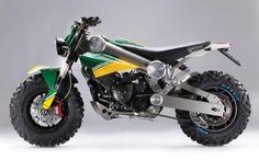 Motorräder von Lotus und Caterham: Formel 1 auf zwei Rädern - SPIEGEL ONLINE - Nachrichten - Auto