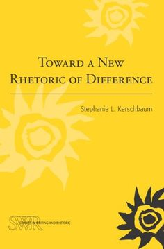 Toward a New Rhetoric of Difference (CCCC/NCTE Studies in Writing & Rhetoric Series) (Cccc Studies in Writing & Rhetoric) by Stephanie L. Kerschbaum http://www.amazon.com/dp/0814154956/ref=cm_sw_r_pi_dp_gEudub0BBDJKP