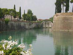 Peschiera del Garda, Italy Lake Garda, Amalfi Coast, Oceans, Verona, Old Town, Rivers, Lakes, 3, Venice