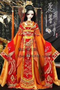 ancient chinese princess dress - Google Search