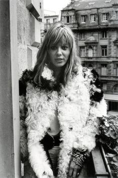 First House Vintage and Handmade — those-eyes-that-mouth:   R.I.P. Anita Pallenberg...