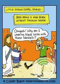 Funny christian humor