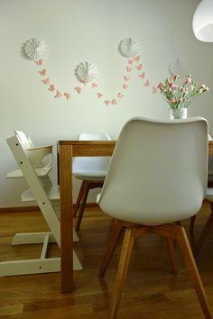 DecoDreamer's Diary: birthday, synttärit, syntymäpäivät, first birthday, ensimmäiset synttärit, party, kids, juhlat, lapset, pinkki, pink, kitchen, keittiö, decoration, sisustus