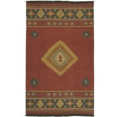 Jewel tone Flat Woven Rug- 5 ft x 8 ft Cinnamon Spice/Navy $349.00  Jewel tone Flat Woven Rug- 8 ft x 11 ft Cinnamon Spice/ Navy $729.00