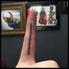 33 Harry-Potter-Tattoos, die Dich sofort wehmütig machen