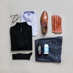 Win $2000 Worth Of Menswear Products & Accessories - Presented By Paul Evans, Brooklyn Wolf, Jeremy Argyle, Brickell Men's Products & Glacier Nutrition
