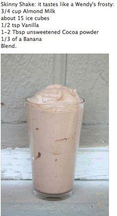 skinny shake.