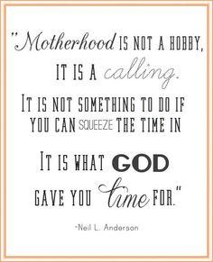 Its a calling