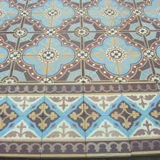 PHOTO GALLERY: Flooring options including mosaic tiled patterns and ornate wooden floors. Brownstone Homes, Beaumont Tiles, Tile Wallpaper, Mediterranean Design, Encaustic Tile, Mosaic Tiles, Cement Tiles, Wall Tiles, Stylish Home Decor