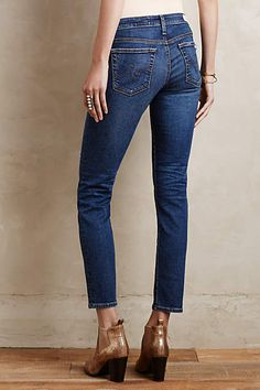AG Stevie Distressed Ankle Jeans - anthropologie.com #anthrofave