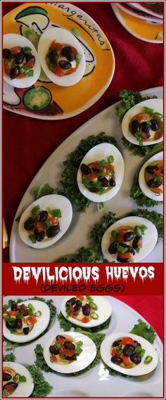Deviled Eggs, The Ki