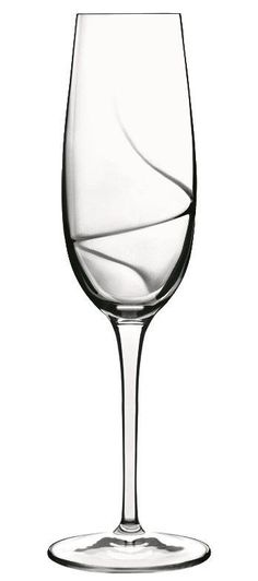 Delightful Luigi Bormioli Aero Champagne Glass Set Of 6