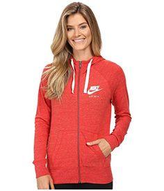Nike W NSW Gym VNTG Hoodie FZ women's sweatshirt, Women, W NSW Gym VNTG Hoodie…