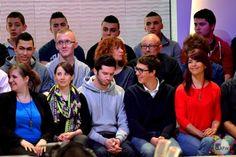photos de Le Grand Journal #LGJ - jeudi 7 mars 2013 #MyClap #public