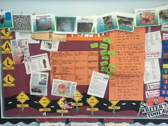 Y5 created explanation texts using their writing route map.