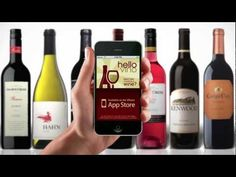 Hello Vino!  Think of this app as your personal (and ever-present) sommelier. Use it to tailor your food to your wine, or vice-versa, at restaurants, at home, even in stores. You can scan bottle labels for instant pairing info and tasting notes to help you decide if it's the wine you really want to take home.