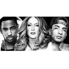Claudia Leitte lança música em parceria com MC Guimê e Big Sean
