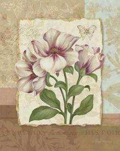 Cuadro Flower Trio II