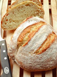 Artisan Bread | No Knead Bread - Crafty Cooking Mama