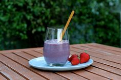 Creamy Coconut Berry Parfait