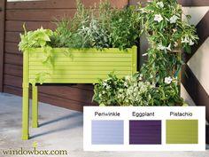double decker planter box - Bing images