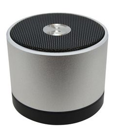 Enjoy awesome audio from across the room with this petite but powerful speaker. It's compatible with any Bluetooth-enabled device, making it a versatile addition to the soundscape.