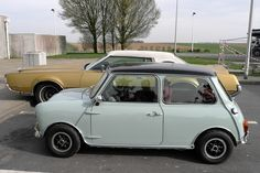 1998 mini with ford galaxy