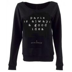 Paris Good Sweater -
