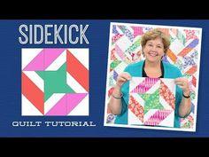 Missouri Star Quilt Tutorial - Sidekick Quilt