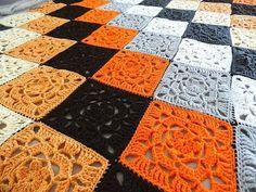 Meladoras Creations | Lacy Flower Granny Square - Free Crochet Pattern - Meladoras Creations