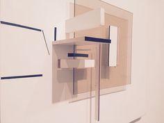 Stewart-Schafer | Art #inspiration #installation #victorpasmore