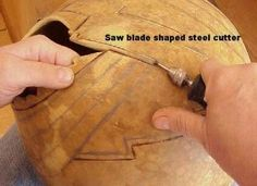 Carving and Inlay Tutorial