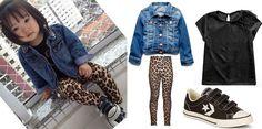 Get the look met jeansjasje @Kindermodeblog