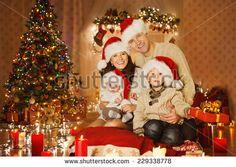 Стоковые фотографии на тему: Christmas Family, Стоковые фотографии Christmas Family, Стоковые изображения Christmas Family : Shutterstock.com