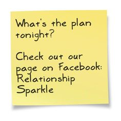 Relationship Sparkle