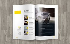 When designing a magazine layout, sometimes it is difficult to see what the end result is like on a screen monitor. This is where magazine mockup Creative Brochure, Brochure Design, Free Magazines, Brochure Cover, Free Brochure, Print Layout, Free Graphics, Mockup Templates, Magazine Design