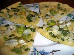Focaccia con cipollotti freschi | #vegan #vegetarian