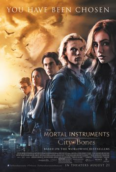 The Mortal Instruments: City of Bones       MovieBuddy.co