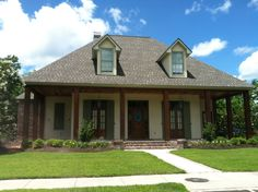 Acadian Homes And Home On Pinterest