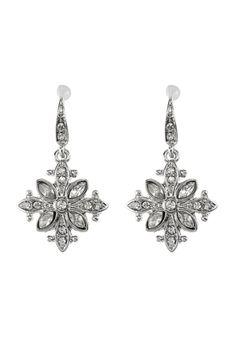 Samantha Wills Deep Sea Love drop earrings.